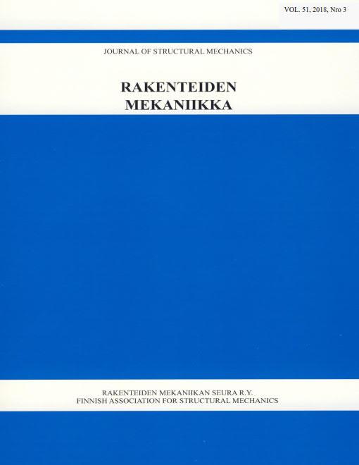 Näytä Vol 51 Nro 3 (2018)
